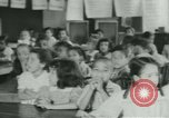 Image of Negro children New Orleans Louisiana USA, 1937, second 9 stock footage video 65675075660