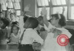 Image of Negro children New Orleans Louisiana USA, 1937, second 11 stock footage video 65675075660