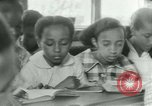 Image of Negro children New Orleans Louisiana USA, 1937, second 11 stock footage video 65675075661