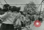 Image of Negro children New Orleans Louisiana USA, 1937, second 1 stock footage video 65675075663
