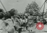 Image of Negro children New Orleans Louisiana USA, 1937, second 4 stock footage video 65675075663