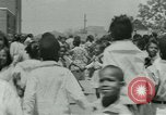 Image of Negro children New Orleans Louisiana USA, 1937, second 12 stock footage video 65675075663