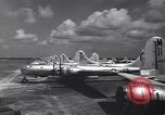 Image of B-29 Superfortress bombers United States USA, 1944, second 5 stock footage video 65675075680
