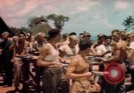 Image of United States soldiers Guam Mariana Islands, 1945, second 12 stock footage video 65675075686
