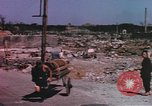 Image of bombed-out city Japan, 1945, second 2 stock footage video 65675075691