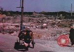 Image of bombed-out city Japan, 1945, second 3 stock footage video 65675075691