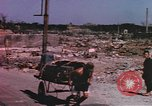Image of bombed-out city Japan, 1945, second 4 stock footage video 65675075691