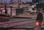 Image of bombed-out city Japan, 1945, second 9 stock footage video 65675075691