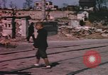Image of bombed-out city Japan, 1945, second 10 stock footage video 65675075691