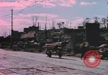Image of bombed-out city Japan, 1945, second 11 stock footage video 65675075691