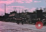 Image of bombed-out city Japan, 1945, second 12 stock footage video 65675075691