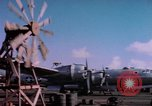 Image of B-29 Superfortress aircraft Guam Mariana Islands, 1945, second 5 stock footage video 65675075693
