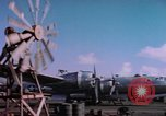 Image of B-29 Superfortress aircraft Guam Mariana Islands, 1945, second 6 stock footage video 65675075693