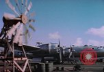 Image of B-29 Superfortress aircraft Guam Mariana Islands, 1945, second 7 stock footage video 65675075693