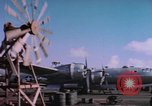Image of B-29 Superfortress aircraft Guam Mariana Islands, 1945, second 8 stock footage video 65675075693