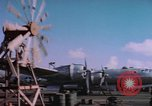 Image of B-29 Superfortress aircraft Guam Mariana Islands, 1945, second 11 stock footage video 65675075693