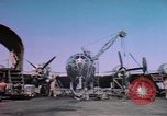 Image of B-29 Superfortress aircraft Guam Mariana Islands, 1945, second 12 stock footage video 65675075693
