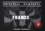 Image of French squadron of Curtiss Hawk fighter planes France, 1939, second 2 stock footage video 65675075696