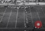 Image of football game Los Angeles California USA, 1939, second 9 stock footage video 65675075703