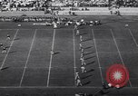 Image of football game Los Angeles California USA, 1939, second 10 stock footage video 65675075703