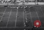 Image of football game Los Angeles California USA, 1939, second 11 stock footage video 65675075703