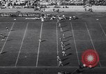 Image of football game Los Angeles California USA, 1939, second 12 stock footage video 65675075703