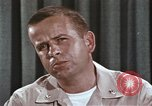 Image of Doctor Walt Miner discusses illegal drug LSD United States USA, 1967, second 6 stock footage video 65675075705