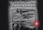 Image of Wilbur Wright Le Mans France, 1908, second 6 stock footage video 65675075711