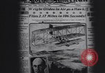 Image of Wilbur Wright Le Mans France, 1908, second 8 stock footage video 65675075711