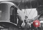 Image of passenger airplane United States USA, 1921, second 10 stock footage video 65675075715