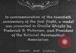 Image of Orville Wright United States USA, 1930, second 1 stock footage video 65675075735