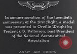 Image of Orville Wright United States USA, 1930, second 2 stock footage video 65675075735