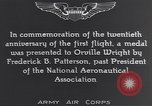 Image of Orville Wright United States USA, 1930, second 11 stock footage video 65675075735