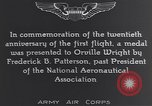 Image of Orville Wright United States USA, 1930, second 12 stock footage video 65675075735