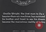 Image of Orville Wright France, 1935, second 8 stock footage video 65675075738