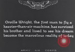 Image of Orville Wright France, 1935, second 11 stock footage video 65675075738