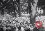 Image of Franklin Roosevelt Marietta Ohio USA, 1938, second 12 stock footage video 65675075740
