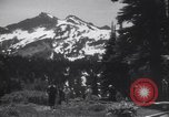 Image of mountaineers Washington State United States USA, 1938, second 6 stock footage video 65675075741