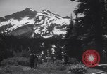 Image of mountaineers Washington State United States USA, 1938, second 7 stock footage video 65675075741