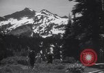 Image of mountaineers Washington State United States USA, 1938, second 9 stock footage video 65675075741