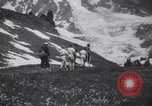 Image of mountaineers Washington State United States USA, 1938, second 10 stock footage video 65675075741