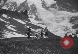 Image of mountaineers Washington State United States USA, 1938, second 11 stock footage video 65675075741