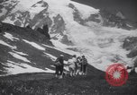 Image of mountaineers Washington State United States USA, 1938, second 12 stock footage video 65675075741