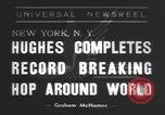 Image of Howard Hughes New York United States USA, 1938, second 1 stock footage video 65675075744