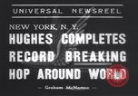 Image of Howard Hughes New York United States USA, 1938, second 6 stock footage video 65675075745