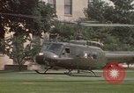 Image of UH-1D helicopter Virginia United States USA, 1972, second 4 stock footage video 65675075757