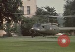 Image of UH-1D helicopter Virginia United States USA, 1972, second 8 stock footage video 65675075757