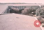 Image of center court of Pentagon Arlington Virginia USA, 1972, second 1 stock footage video 65675075762