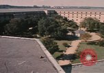 Image of center court of Pentagon Arlington Virginia USA, 1972, second 8 stock footage video 65675075762