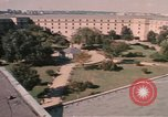 Image of center court of Pentagon Arlington Virginia USA, 1972, second 12 stock footage video 65675075762